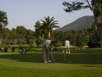 Sin Servera,Putting Green